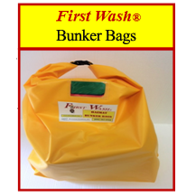 First Wash Bunker Bags